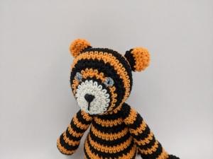 ♥ Häkeltiger ♥ Häkeltier, Kuscheltier, Tiger, Babygeschenk, Geschenk, Geburtstagsgeschenk (Kopie id: 100268795) - Handarbeit kaufen