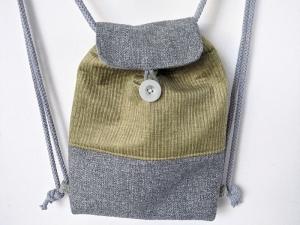 ♥ Rucksack klein ♥ Maße 35 cm x 27 cm, Shopper, Turnbeutel, Tasche, Rucksackliebe - Handarbeit kaufen