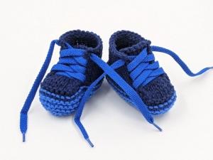 ♥ Babystrickschuhe ♥ Taufgeschenk, Geburtsgeschenk, Babygeschenk, Strickschühchen (Kopie id: 100276413) (Kopie id: 100276414) (Kopie id: 100276430) - Handarbeit kaufen