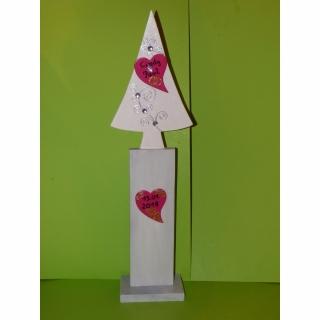 Hochzeitsbaum Hochzeit Deko Geschenk Love - Handarbeit kaufen