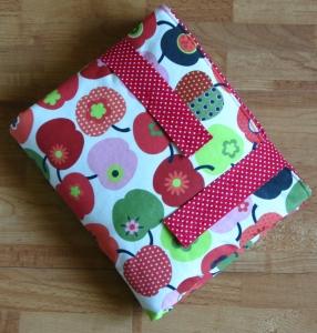 Wickel-mobil - Äpfel - mit Frottee-Liegefläche - Handarbeit kaufen
