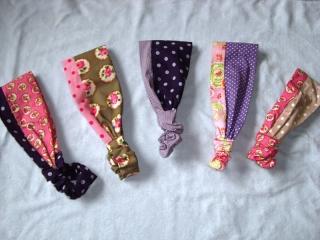 handgefertigtes Haarband für Kinder zum Wenden - Handarbeit kaufen