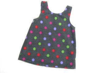 Tunika ~ Kleid ~ Hängerchen 92 / 98 - Handarbeit kaufen
