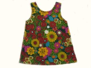 Gr: 110,116 Tunika~Kleid~Hängerchen~Strandkleid - Handarbeit kaufen