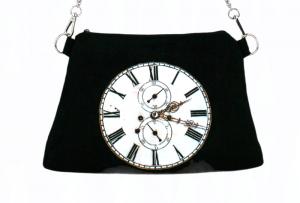 Handtasche ♥ Steampunk ♥  Schultertasche Mottotasche Clubtasche Bag - Handarbeit kaufen