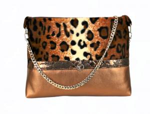Handtasche ♥ Leo De Luxe ♥ Designertasche Leotasche Bag Schultertasche - Handarbeit kaufen