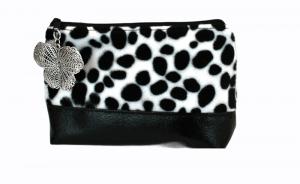 Kosmetiktasche ♥ Dalmatiner ♥ Schminktäschchen Bag Minibag - Handarbeit kaufen