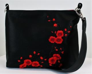 Handtasche ♥ Flower Rouge ♥ Designertasche Bag