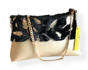 Handtasche ♥ Golden Chain ♥  Designertasche Bag - Handarbeit kaufen