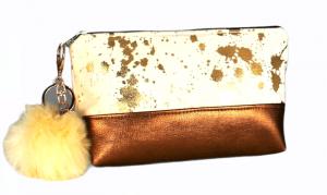 Kosmetiktasche ♥ Penelope ♥ Schminktäschchen Minitasche Kosmetiktäschchen - Handarbeit kaufen
