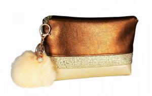 Kosmetiktasche ♥ Sophie ♥ Schminktasche Minibag Kosmetiktäschchen - Handarbeit kaufen