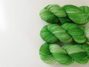 handgefärbte Wolle   kuschelweich   ☆ phantastische Tierwesen - Bowtruckle ☆  