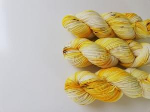 handgefärbte Wolle   kuschelweich   ☆ phantastische Tierwesen - Demiguise ☆  