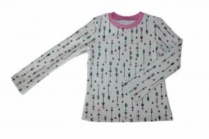 Sweatshirt Gr. 110/116 kuschelig warmer Pullover - Handarbeit kaufen