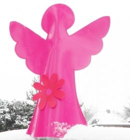 Toller Engel aus LKW Plane für drinnen und draußen, Garten, Balkon, Weihnachten (Kopie id: 100146061) (Kopie id: 100212580)
