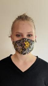 Mund- und Nasenschutz, Behelfsmasken, Masken aus Baumwolle, Schutzmasken genäht, tolle Designs, Alltagsmaske,