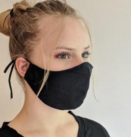 Maske Masken Mund- und Nasenmaske Mundschutz Mundschutzmaske Behelfsmaske Communitymaske Mund- und Nasenabdeckung