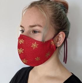 Maske Masken Mund- und Nasenmaske Mundschutz Mundschutzmaske Behelfsmaske Geschenk Weihnachten Nicolaus Adventskalender Weihnachtsmaske (Kopie id: 100251741) (Kopie id: 100251752)