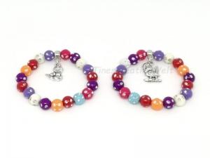 Kinder Armband, Perlenarmband, Kids, Kind, Perlen Glitzer, Kinderarmband, Schlange, Geschenk, Kindergeburtstag, Geburtstag - Handarbeit kaufen