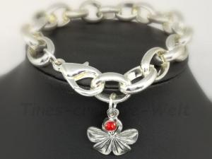 Armband, Gliederarmband, Blume, Strass, Armschmuck, verstellbar, Geschenk für Frauen - Handarbeit kaufen