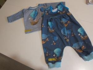 Öko-Strampler Reise durch die Nacht für Babies Gr 68-72 Baby Strampler, Neugeborn - Handarbeit kaufen