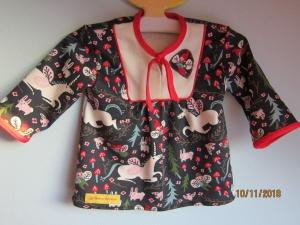 Warmes Langarm Herzchen Bio Jersey Tunika Größe zu bestellen Jersey Kleid mit langen Armen, Herzchen Größe bis 92 (Kopie id: 100142246)