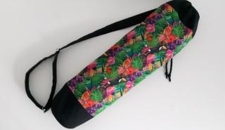 Beutel für eine Yoga Matte,Tropic, Yogatasche