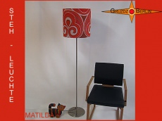 Stehlampe im Pantonstil MATILDA Vintagedesign Lampe