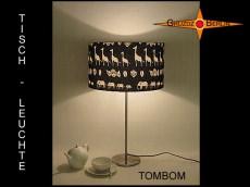 Tischlampe in afrikanischem Design TOMBOM Tischleuchte