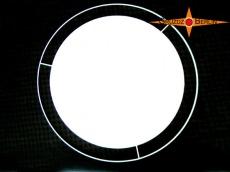Diffusor für Lampenschirme mit Lichtrand Ø45 cm Lampen Blendschutz