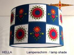 Lampenschirm im Vintage Design HELLA Ø35 cm