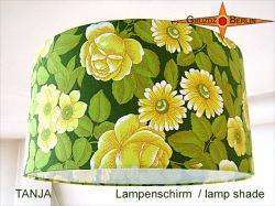 Lampenschirm Vintage Design TANJA Ø50 cm