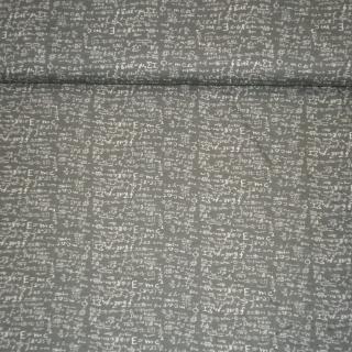 Viskose Jersey , mit Matheformel, Stoff, Meterware, Preis je 0,5 Meter
