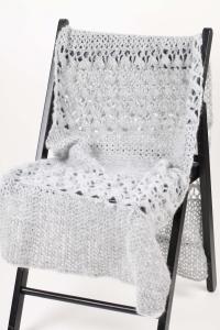 XL Stola gehäkelt federleicht: Wolle mit Mohair-Anteil Schultertuch, Häkelschal - Handarbeit kaufen