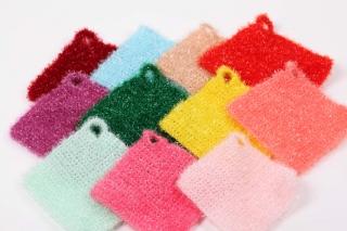 Putzlappen, Spüllappen in vielen Farben; Nachhaltig da waschbar bei 60 Grad; Schwamm, Schwammtuch