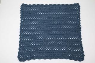 selbst gehäkelte Decke für den Kinderwagen, warm und kuschelig für Ihr Baby - Handarbeit kaufen