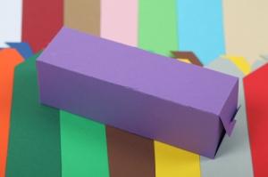 20 gestanzte Rohlinge zum Basteln von 10 Geschenkboxen Farbe frei wählbar (ungeklebt) - Handarbeit kaufen