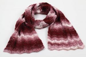 XL Schal gehäkelt weich und kuschelig im Winter - schöne Herbstfarben - Handarbeit kaufen
