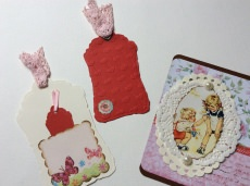 Scrapbook Pocket
