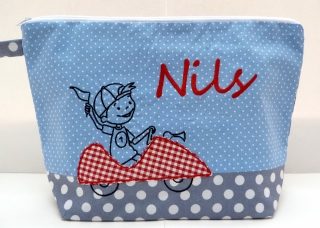 WICKELtasche - KULTURtasche für coole KIDs