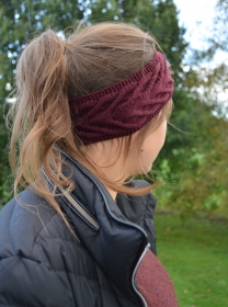 Nahtlose Gestricktes Stirnband
