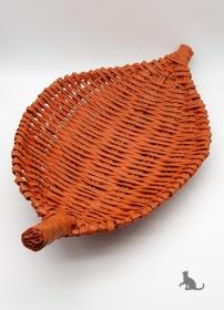 Schale Terracotta handgefertigt aus Zeitungspapier ♡ praktisch und dekorativ ♡ als Geschenk oder für Zuhause