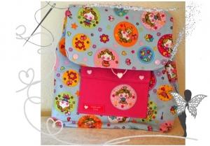 Kinderrucksack - mit Prinzessin -motiv  Für kleine Prinzessinnen ein toller Begleiter .