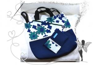Wunderschöne,praktische Rollatortasche für die Mama,Oma oder Ur-Omi - Handarbeit kaufen