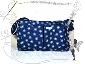 Wickeltasche,Kinderwagentasche,handgemacht,Geschenk zur Geburt - Handarbeit kaufen