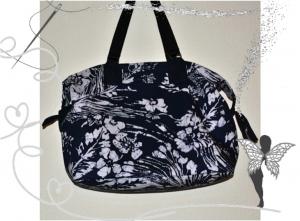 Reseviert,blaue Reisetasche,Weekender für Clara