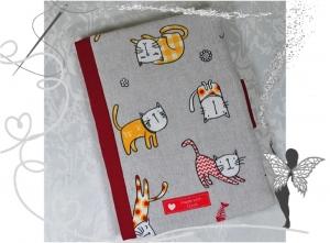 Handgemachte Windeltasche,Geschenk zur Geburt,Katzen - Handarbeit kaufen