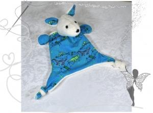 Maus-Kuscheltuch-Schmusetuch für Kinder ab 3 Jahren - Handarbeit kaufen