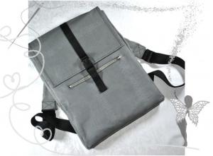 Praktischer Laptop-Rucksack im ansprechenden Design,kaufen - Handarbeit kaufen