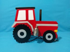 ♥ Kinderlampe - Traktor - Wandlampe - Wunschfarbe ♥